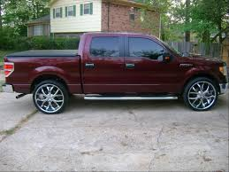 100 Big Truck Rims F150 F150 On Rims Bo Trucks Pinterest S Ford F150