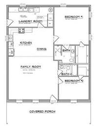 Simple Pole Barn House Floor Plans by Simple Rambler House Plans With Three Bedrooms Small Split