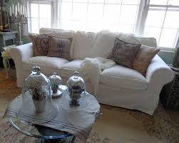 Cindy Crawford White Denim Sofa by Ikea Ektorp Blekinge White Sofa Google Search Family Room