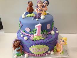 Bubble Guppies Cake Decorations by Bubble Guppies Decorations For Kids Birthday