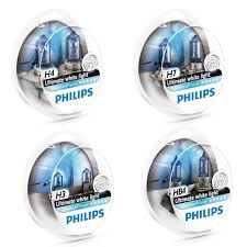 philips vision 5000k ultimate white halogen bulbs ph dv