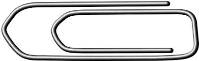 600x185 Paperclip Clip Art