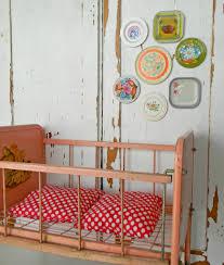 chambre bébé retro chambre vintage fille deco chambre fille idees conseils 15