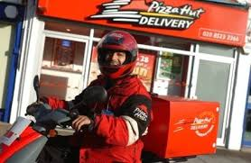 Approved Pizza Hut Motorcycle Trainers For Day 1 2