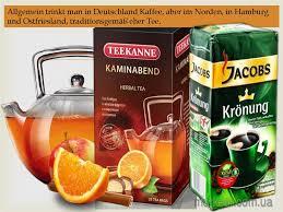 deutsche küche und spezialitäten presentation