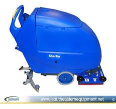 clarke floor scrubber focus ii southeastern equipment reconditioned clarke focus ii boost 20