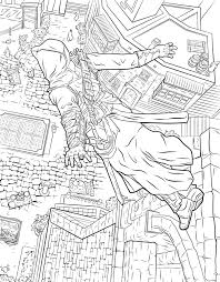 Assassins Creed The Official Coloring Book Insight Editions 9781608878635 Amazon Books