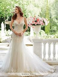 Sophia Tolli Rome Y All Dressed Up Bridal Gown