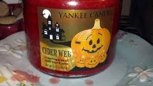 Yankee Candle Pumpkin Apple by Cider Web Yankee Candle U2013 Yankeecandlesisters