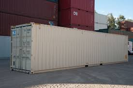 100 Shipping Container 40ft 40FT HIGH CUBE NEW BUILD SHIPPING CONTAINER CF_060516_0037