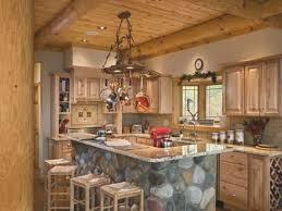 prime log cabin kitchen ideas