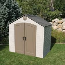 Rubbermaid 7x7 Gable Storage Shed by 15 Rubbermaid 7x7 Gable Storage Shed Dominic Shed Attaching