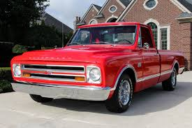 100 1967 Chevy Trucks For Sale Chevrolet C10 Classic Cars For Michigan Muscle Old
