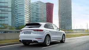 100 Porsche Truck For Sale The 2019 Cayenne EHybrid Is A 462 Horsepower Plugin