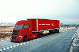 100 Images Of Semi Trucks AnheuserBusch Orders 800 Fuel Cell From Nikola