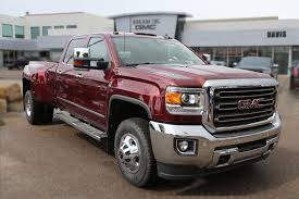Brand New 2016 GMC Sierra 3500HD SLT Dually For Sale In Medicine Hat ...
