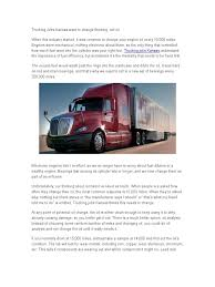 Trucking Jobs Kansas Want To Change Thinking, Not Oil | Oil | Fuels