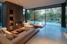 modern villa in amsterdam offers fabulous indoor outdoor