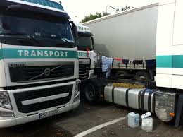 100 Per Diem Truck Driver Exposed European Truckings Systemic Exploitation Of Workers ITF