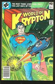 The World Of KRYPTON 3 Fine DC Comics 1979 Kupperberg Chaykin Chiaramonte