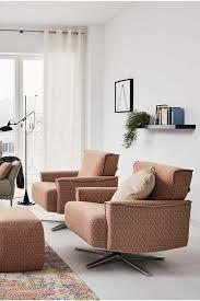 rosa sessel musterring wohnzimmer einrichten sessel