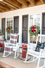 20+ Comfy Christmas Front Porch Decor Ideas To Looks More ... Lovely Wood Rocking Chair On Front Porch Stock Photo Image Pretty Redhead Country Girl Nor Vector Exterior Background Veranda Facade Empty Archive By Category Farmhouse Hometeriordesigninfo For And Kids Room Ideas 30 Gorgeous Inviting Style Decorating New Outdoor Fniture Navy Idea Landscape Country Porch Porches Decks And Verandas Relax Traditional Southern Style Front With Rocking Vertical Color Image Of Chairs Sitting On A White Rockers The