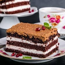 dessert avec creme fouettee recette gâteau au chocolat à la crème chantilly facile rapide