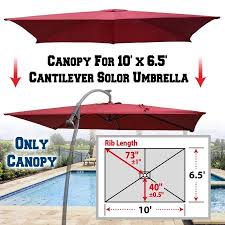 Market Umbrella Replacement Canopy 8 Rib by 25 Unique Replacement Canopy Covers Ideas On Pinterest Car