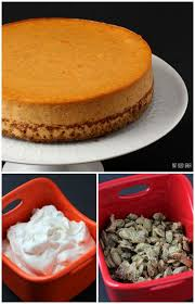 Pumpkin Cheesecake Gingersnap Crust Bon Appetit by Fancy Pumpkin Spice Cheesecake Recipe With Ginger Cookie Crust