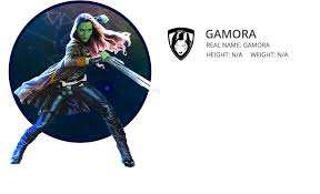 Previously Known As The Most Dangerous Woman In Galaxy She Joins Guardians Of