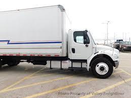 100 26 Truck 2013 Used Freightliner M2106 33k GVWR VAN AUTO At Valley