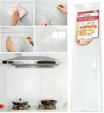küchen wand spritzschutz selbstklebend folie spritzschutzfolie küche ebay
