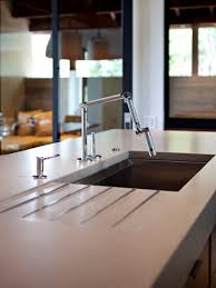 Kitchen Sinks With Drainboard Built In by Integrated Drainboard Houzz