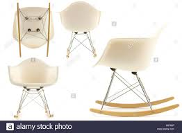 Modern Design Classic Eames Rocking Chair Set On White ... Eames Dsw Fiberglass Chair Raw Umber Maple Vintage Rar Fiberglass Rocking Chair By Charles Ray For Herman Miller 1980s Design Market Vitra Lounge Ottoman Beauty Versions Walnut With White Pigmentation Clay 89 Cm Alinium Polished Seat Padfelt Pad Plastic Arm Chairs Dar Daw Dax Hey Sign Headline Swivel 8 Hottest Scdinavian To Get Your Interior Space Pp Light Choco Designers Tips Comfort The Table Looking The Rocking In Turquoise Sale Usedsolid Wood Ding Fniture Replica Diiiz