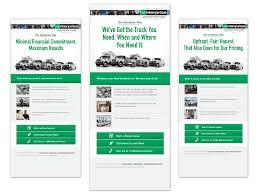 100 Enterprise Commercial Truck Rental S TORC Drip Marketing Campaign Geile