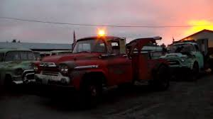 1959 Chevy Viking 60 Tow Truck