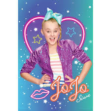 JoJo Siwa Neon Heart Poster BIG W