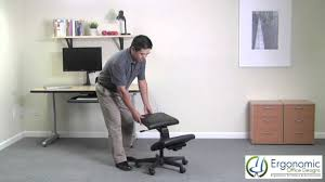 Gravity Balans Chair Cena by Varier Wing Balans Review Ergonomicofficedesigns Com Youtube