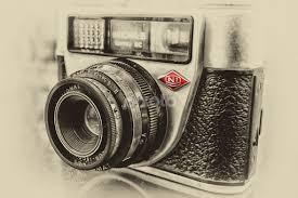 Vintage Camera By Arijit Acharya