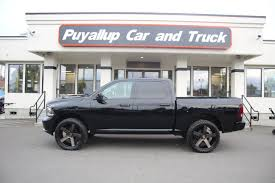 100 Used Trucks For Sale In Washington State OneOwner 2013 Ram 1500 Sport In Puyallup WA Puyallup Car