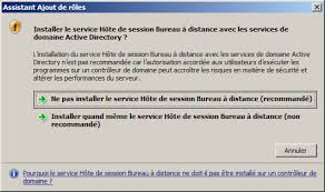 installer bureau à distance installation d un tse terminal serveur edition pdf