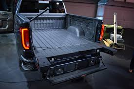 The 2019 GMC Sierra Raises The Bar For Premium Pickup Trucks - The Drive Traxion Pickup Truck Tailgate Step Ladder Easily Removed Folds Out Next Chevy Silverado Could Get This Builtin Tailgate Step Autoblog 2019 Gmc Sierra The That Tried To Reinvent The Accsories Consumer Reports Amazoncom Westin 103000 Truckpal Automotive 2018 Ford F150 For Sale In Edmton Mopar Hideaway Test Drive 2016 Xlt Supercrew 27 Ecoboost 44 Compare Bedhopper Vs Convertaball Etrailercom Great Day N Buddy Tuerrocky Youtube