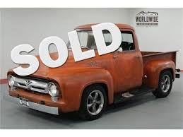 1954 Ford F100 For Sale | ClassicCars.com | CC-1159501 1954 F100 Old School New Way Cool Modified Mustangs Ford Burnyzz American Classic Horse Power Custom Truck 72015mchmt1954fordtruckthreequarterfront Hot Rod Resto Mod F68 Monterey 2014 For Sale Classiccarscom Cc1028227 Pickup Classic Pick Up Truck From Arizona See Abes Journal Network Truck Used Sale