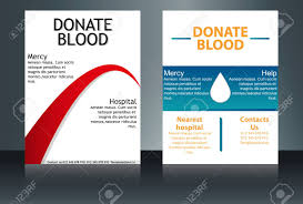 Health Care And Medical Poster Brochure Flyer Design Layout Vector Template In A4 Size Stock
