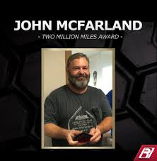 100 Roehl Trucking John McFarland Has Been A Part Of Transport Inc