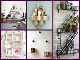 Diy Creative Wall Shelves Design