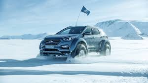 2017 Arctic Trucks Hyundai Santa Fe Wallpaper | HD Car Wallpapers ...
