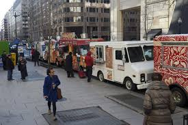 For Food Trucks, Winter Poses A Big Business Challenge: Surviving ...