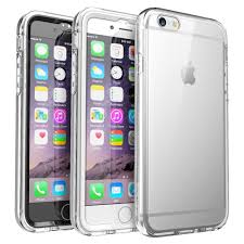 iPhone 6S & 6 Ares Clear Case with Built in Screen Protector