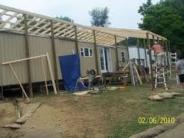 Mobile Home Roof Over Plans Total Transformation 1 House Plan